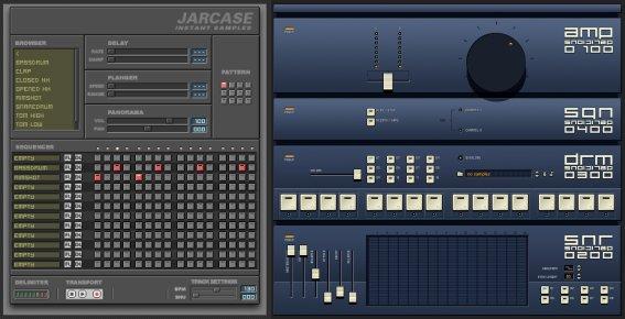 Jarcase et Composer
